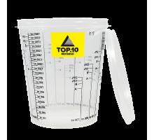Мерная емкостьTOP.10  2.3 л (100 шт.)