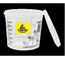Мерная емкость TOP.10 0.385 л (200 шт.)