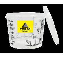 Мерная емкостьTOP.10 0.75 л (200 шт.)