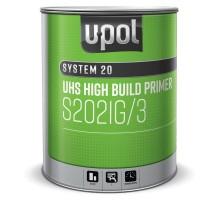 Грунт наполнитель U-POL S2021 серый 1 л.