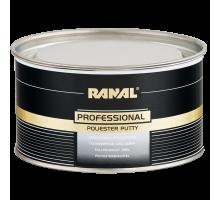 RANAL PROFESSIONAL UNI полиэфирная наполняющая шпатлевка 1,9 кг