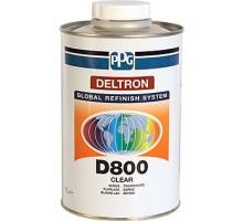 Лак прозрачный PPG DELTRON LS/MS D800