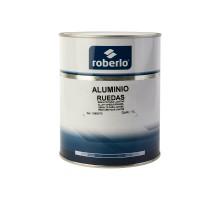 ROBERLO ALUMINIO RUEDAS  Эмаль для дисков, серебристый 1 л