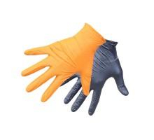 Перчатки нитриловые ROXPRO, микс, размер M, упаковка 100 шт.