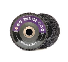 Зачистной круг Clean&Strip II быстросъемный на оправке 125х13х22 мм