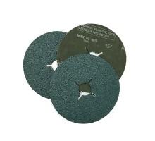 Фибровый шлифовальный круг ROXPRO Р-36 125х22мм,цирконат