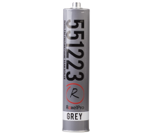 Шовный ПУ герметик 550, серый, картридж 310 мл