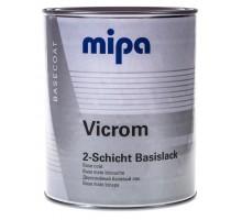 MIPA металлик BC VICROM (полированный алюминий) 1 л