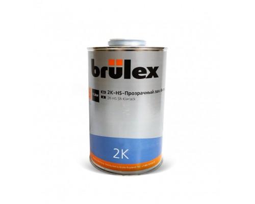 Brulex 2K HS лак антискретч 1л