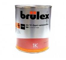 Brulex 1K грунт наполнитель светло серый 1 л