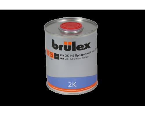 Brulex Premium 2K HS лак 1 л