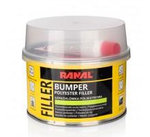 RANAL BUMPER - полиэфирная шпатлевка для бамперов 0.5 кг купить
