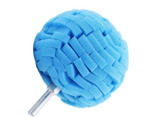 Полировальный шар FITTER синий мягкий
