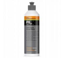 KOCH P6.01 ONE CUT & FINISH - Одношаговая полировальная паста с защитным эффектом 250 мл