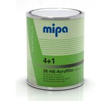 MIPA ACRYLFILLER HS грунт-наполнитель 4+1 комплект 1,25 л