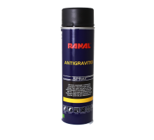 RANAL ANTIGRAVITEX - Антигравийное покрытие аэрозоль 500 мл