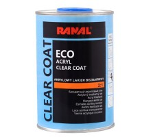 RANAL ECO - Бесцветный лак 2+1 MS 0.5 л
