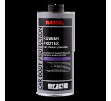 RANAL RUBBER PROTEX - Средство для защиты кузова (шасси) 1 кг
