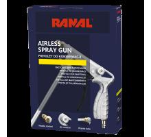RANAL - пистолет для антигравийных покрытий