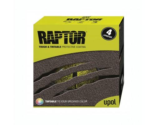 RAPTOR™ U-POL комплект колеруемый, 3.8л.
