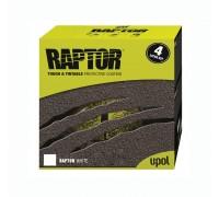 Защитное покрытие RAPTOR™ U-POL комплект белый, 3.8 л.