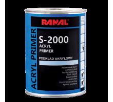 RANAL S-2000 - акриловый грунт 5+1 MS 0.8 Л