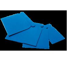 Набор пластиковых шпателей шириной TOP.10  50-80-100-120 мм (4 шт.)