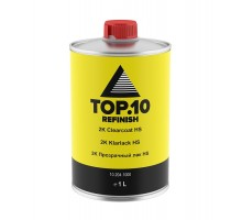 Прозрачный лак  TOP.10 2К HS 1,5 литра комплект
