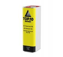 Прозрачный лак TOP.10 2К  HS 7,5 литров комплект