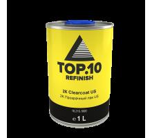 Прозрачный лак TOP.10 2K  US 1,5 литра комплект