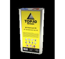 Прозрачный лак TOP.10 2K US 7,5 литров комплект