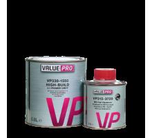 VALUE PRO - Грунт наполнитель светло-серый 5+1 0.8 л + 0.2 отв. стандартный